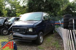 2006 Ford E Series Van