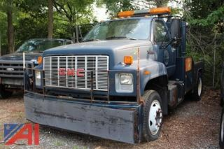 1993 GMC Topkick Tow Truck