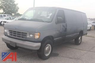 1996 Ford E350 Van