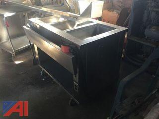 2011 Piper Portable Steam Table