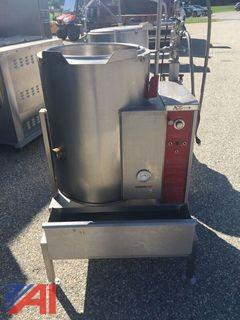 2014 Crown Steam Kettle