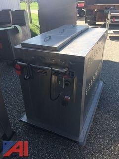 2011 Piper Pallet Base Warmer