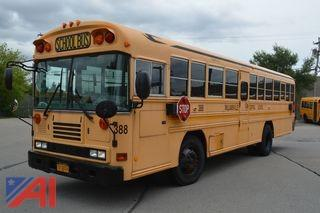 2007 Blue Bird All American School Bus