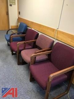 Various Sets of Chairs