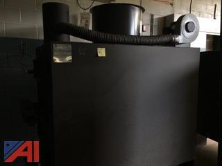 2011 Biomass Combustion Hot Air Wood Furnace