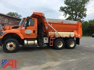 2010 International Workstar 7600 Dump Truck