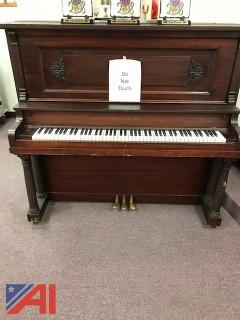 Kohler & Campbell Upright Piano