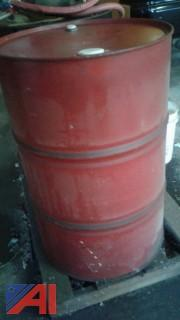 55 Gallon Drum, Del-Vac 15/40 Oil