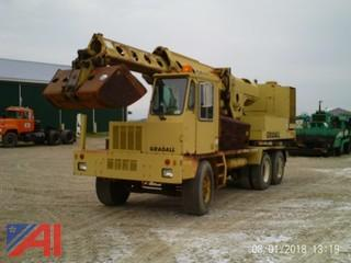 1990 Gradall 660E Excavator