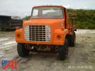 1970's Ford LN800 Truck