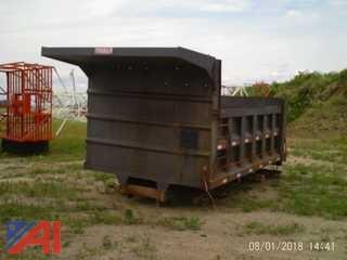 1998 Thiele 14' Dump Box