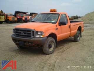 2003 Ford F250 XL Super Duty Pickup