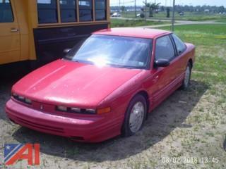 1994 Oldsmobile Cutlass Supreme 2 Door