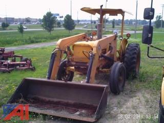 1973 John Deere 7310 Loader Tractor