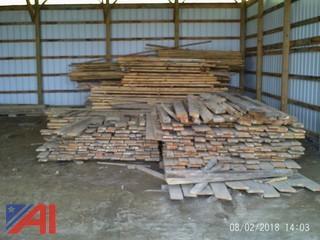 Large Load of Soft Wood