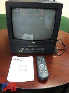 JVC TV/VCR Combo