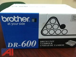 Brother Toner Cartridge and Drum Unit