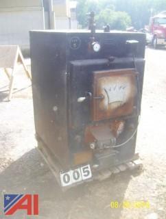 2005 Crown Wood Boiler
