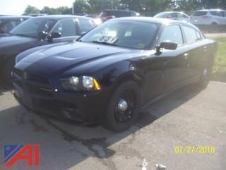 2012 Dodge Charger Sedan/Police Vehcile