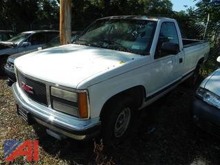1992 GMC Sierra C/K 1500 Pickup