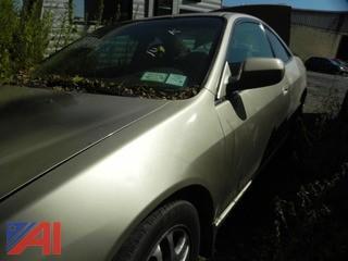 2002 Honda Accord 2 Door