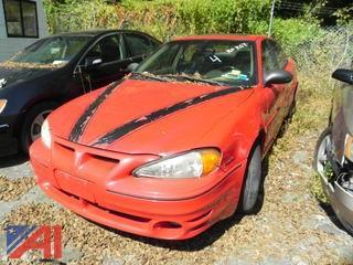 2003 Pontiac Grand AM 4 Door