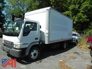 2007 Ford Low Cab Forward 450 Box Truck