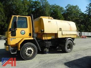 1988 Ford CF7000 Vacuum Truck