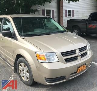 2009 Dodge Grand Caravan SE Mini Van