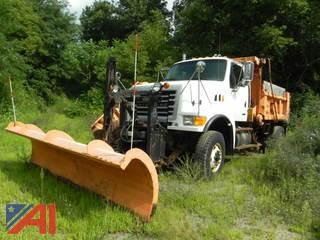2003 Sterling L-Line Dump Truck with Plow and Wing