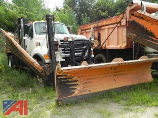 2003 Sterling L-Line Dump with Plow & Wing