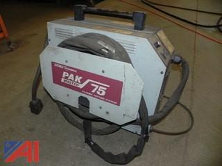 Thermal Dynamics Pak Master 75 Plasma Cutting System