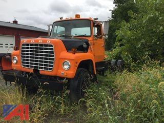 1981 Ford L8000 Cab and Chassis