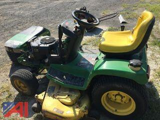 John Deere 235 Riding Lawn Mower