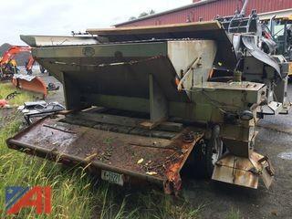 Bengal Zwack Z75HS Stainless Steel Spreader/Sander