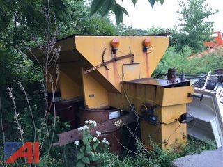 Bengal Zwack Z85HSS Hydraulic Spreader/Sander