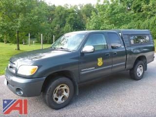 2006 Toyota Tundra SR5 Access Cab Pickup Truck