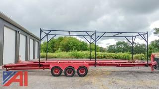Custom Built Vehicle Hauler