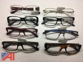 Lot of Eyeglasses Frames - NEW with Tags