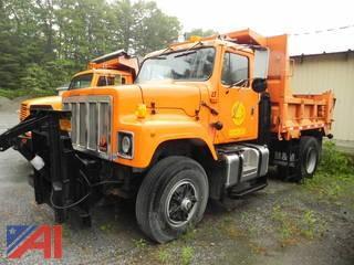 1992 International 2554 Dump Truck