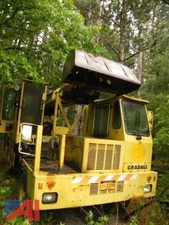 1992 Gradall 660E Excavator