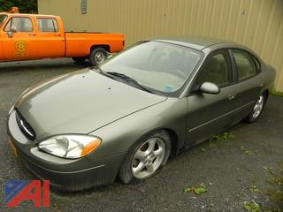 2003 Ford Taurus 4 Door
