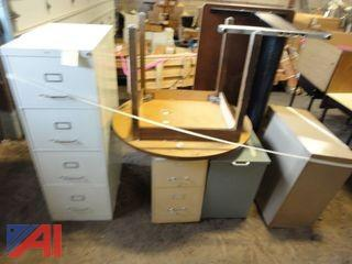 Filing Cabinets & Tables