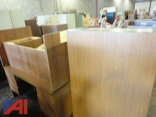 (3) Teachers Desks