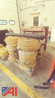 (2) Pallets of Hoses