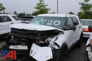 **5% BP** 2015 Ford Explorer SUV/Police Vehicle