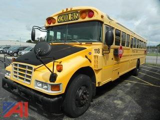2007 Blue Bird Vision School Bus