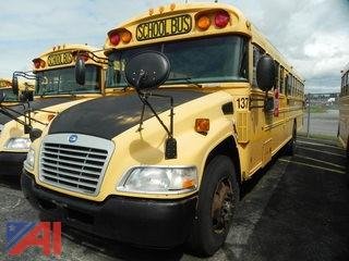 2010 Blue Bird Vision School Bus with Wheelchair Lift