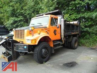 1999 International 4800 Dump Truck