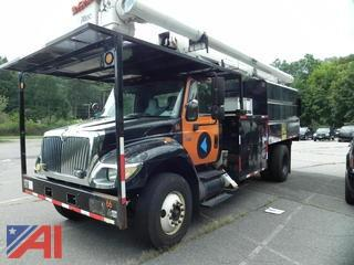 2005 International 7400 Bucket Truck